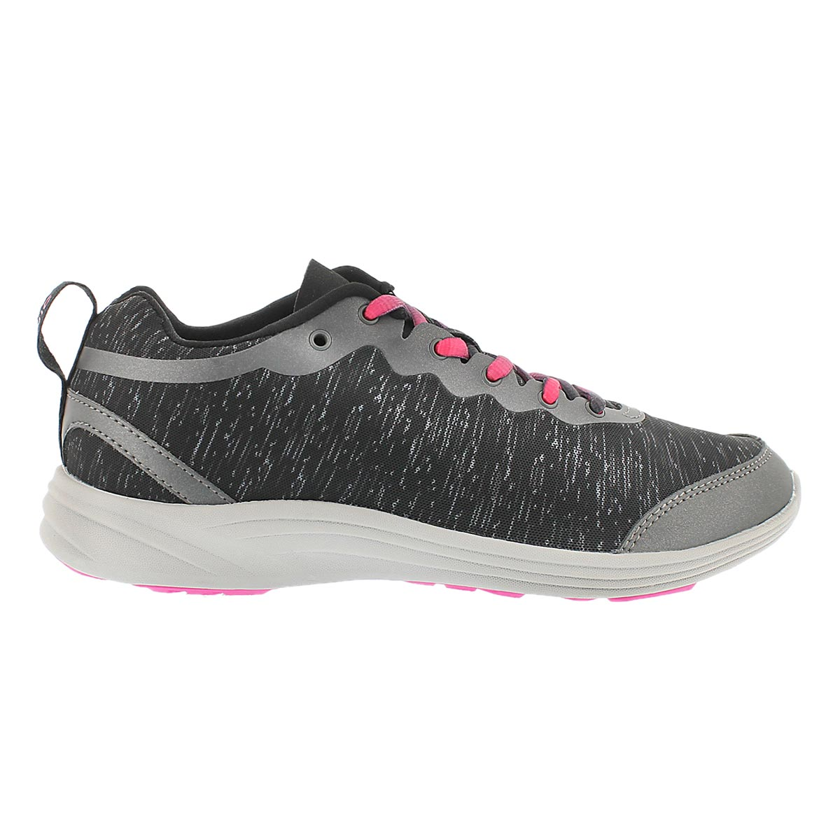 Lds Fyn blk arch support running shoe