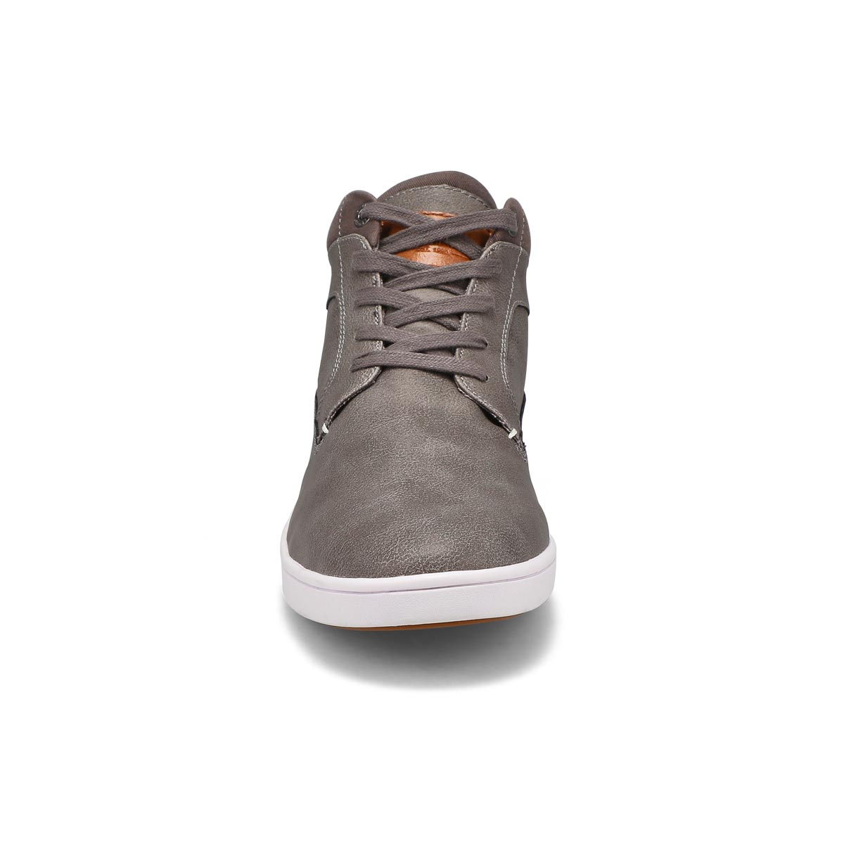 Mns Fyre grey lace up ankle boot