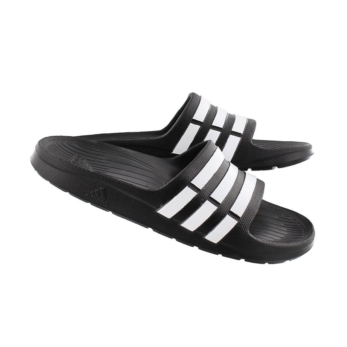 Kds Duramo Slide K black sandal