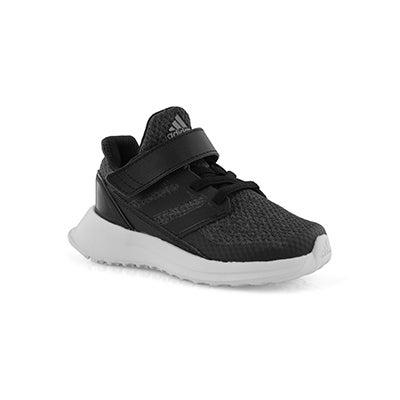 Infs RapidaRun EL I blk/gry/wht sneaker