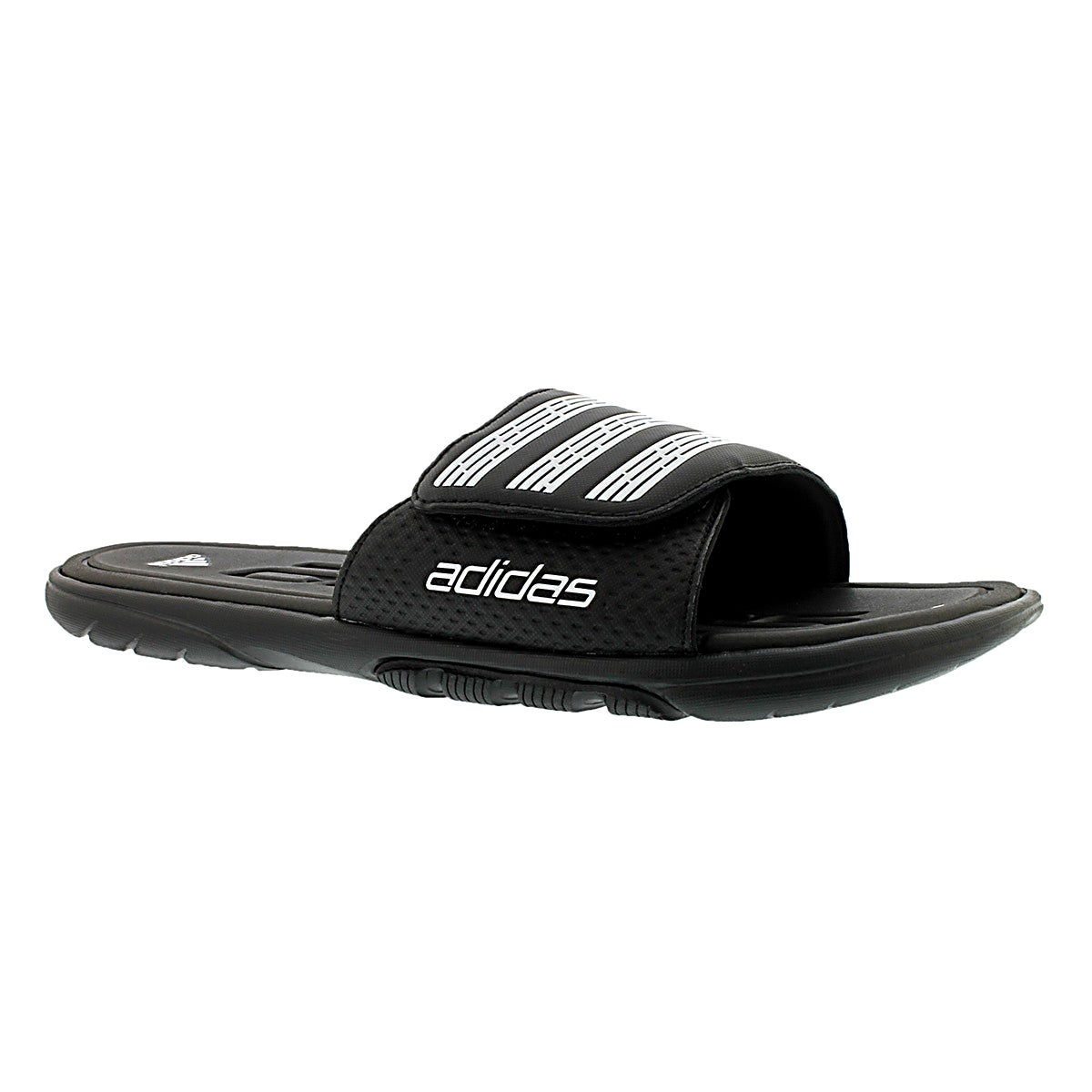 Mns adiLight Slide Supercloud blk sandal