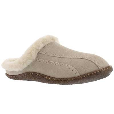 SoftMoc Women's GALAXIE III sand open back slippers
