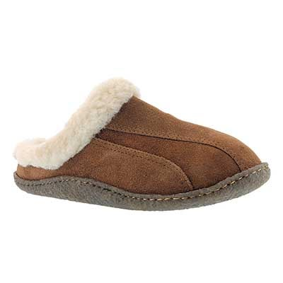 SoftMoc Women's GALAXIE III spice open back slippers