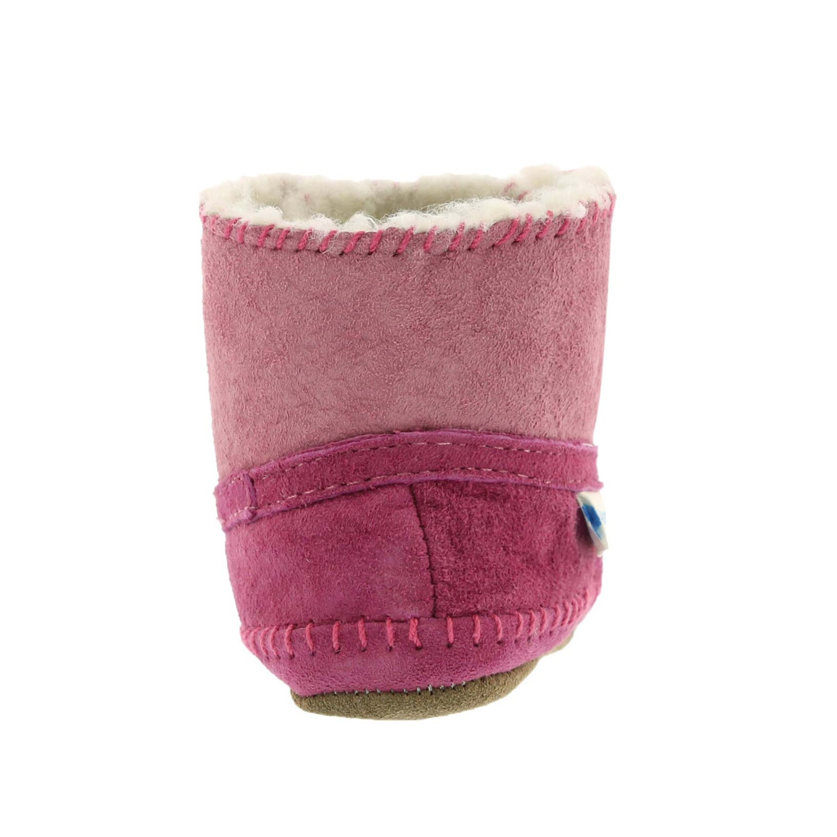 Chausson Galway Cozy Bootie, rose, b�b�