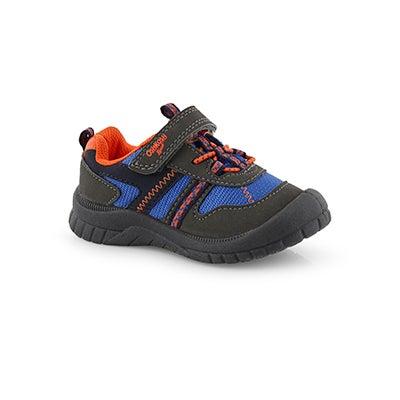 Inf-b Garci blue/grey sneaker