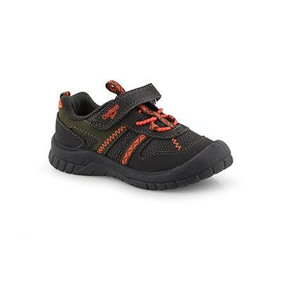 Inf-b Garci charcoal sneaker