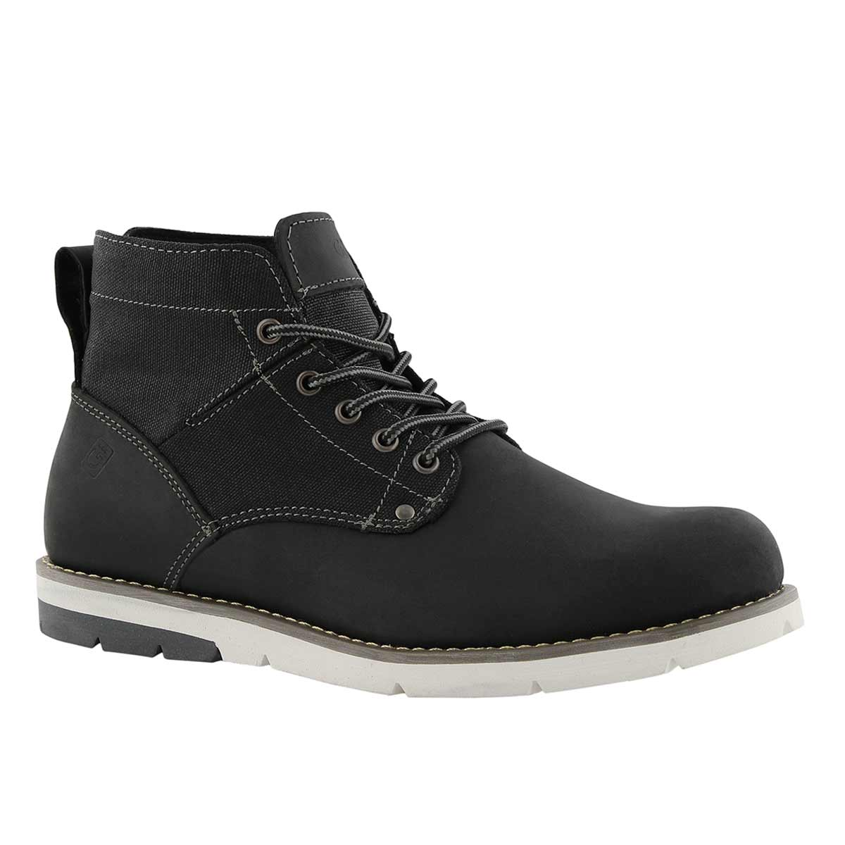 Mns Gavin black wtrpf winter boot