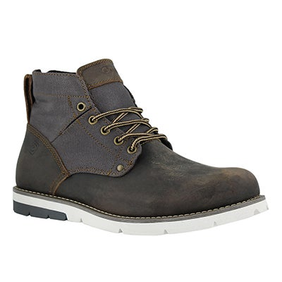 Mns Gavin brn/gry wtrpf winter boot