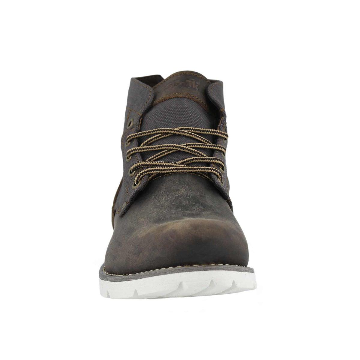 Mns Gavin brn/gry wtrpf winter boot