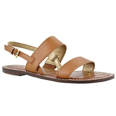 Sam Edelman Women's GEORGIANA saddle casual sandals