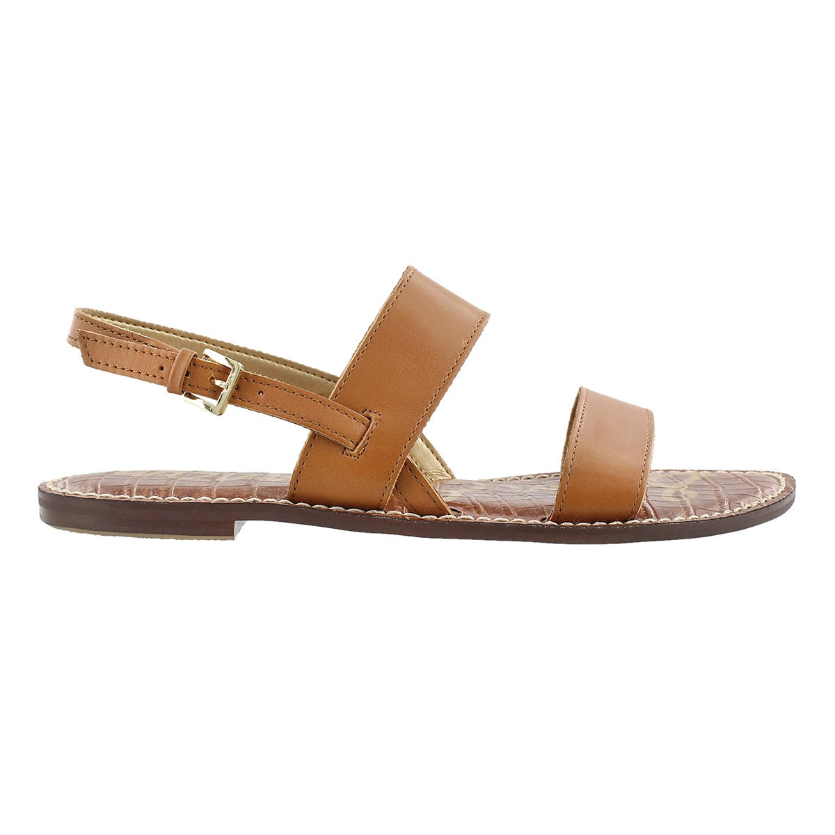 Lds Georgiana saddle casual sandal