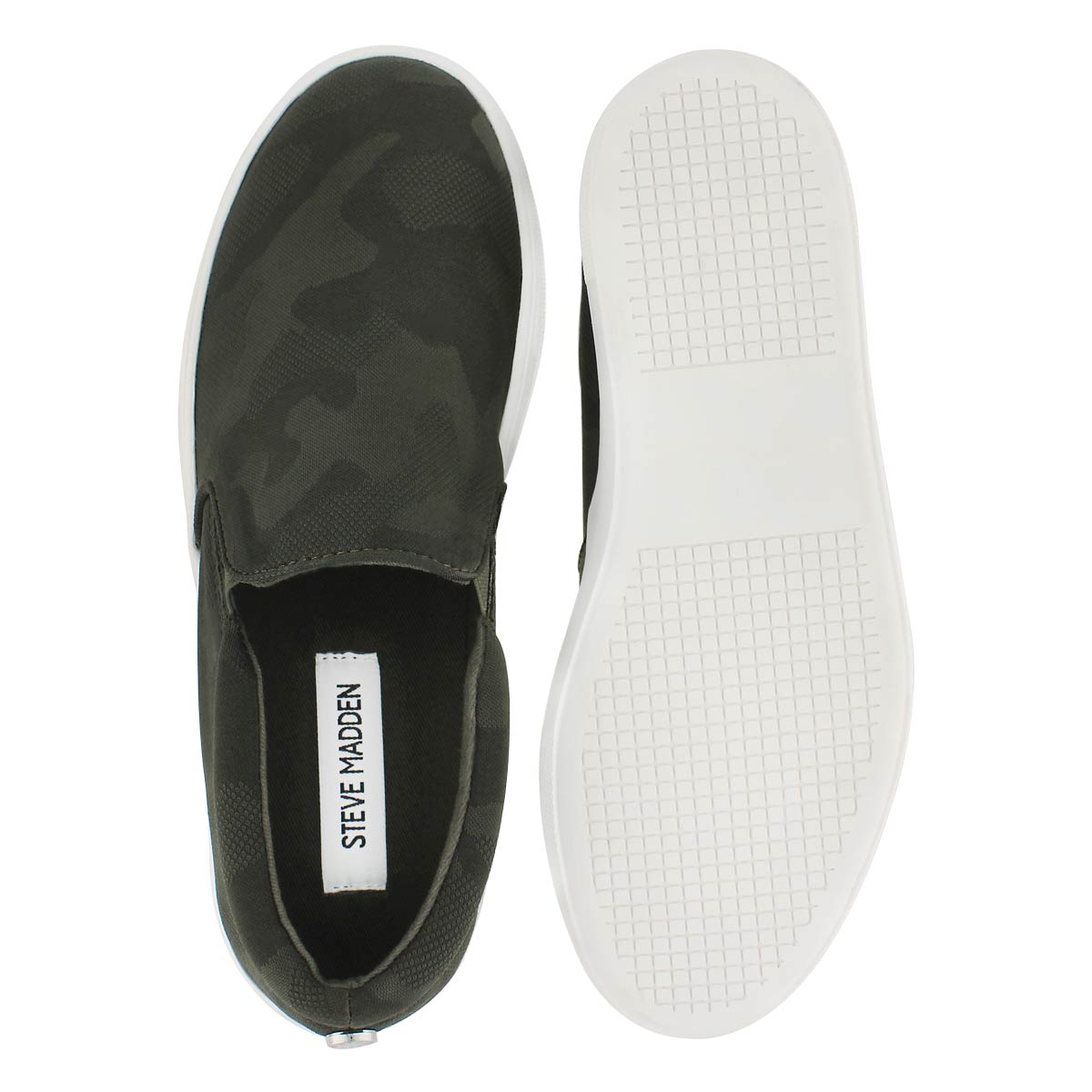 Lds Gills camo casual slip on shoe