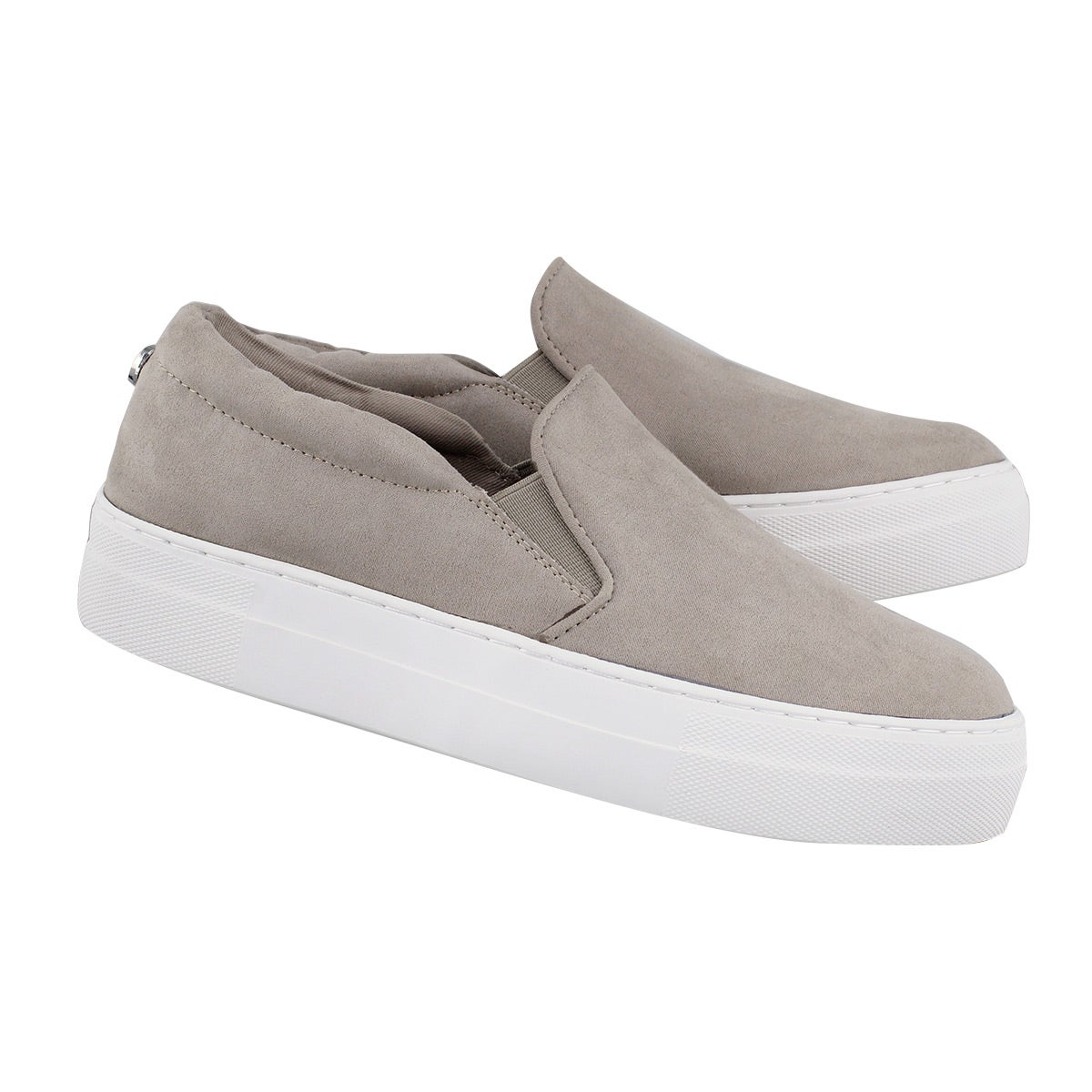 Lds Gills sand casual slip on shoe