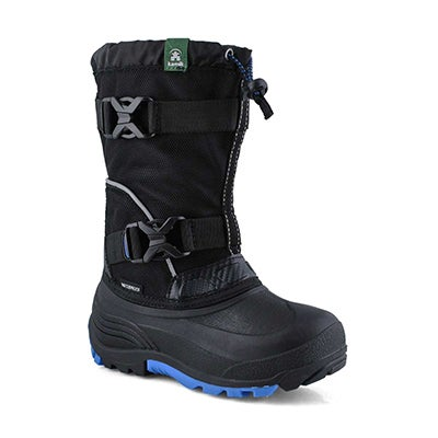 Bys Glacial3 black/blue wtpf winter boot