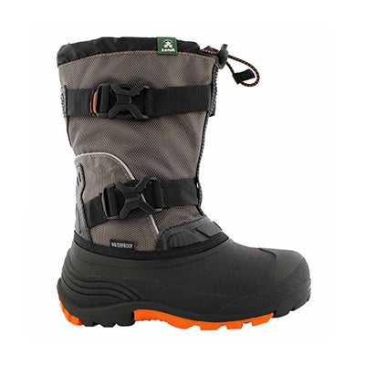Bys Glacial3 char/flame wtpf winter boot