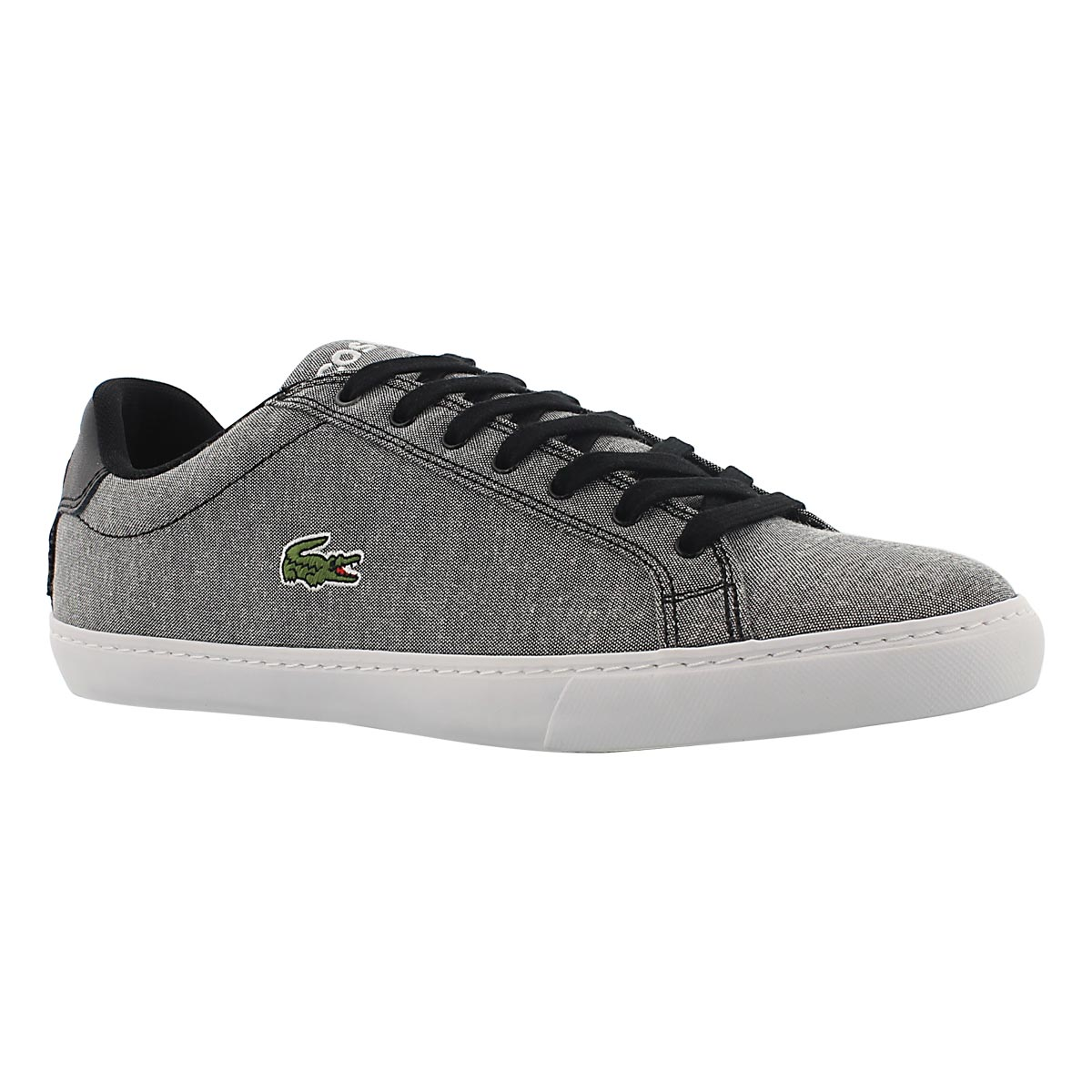 Mns Grad vulc blk canv fashion sneak