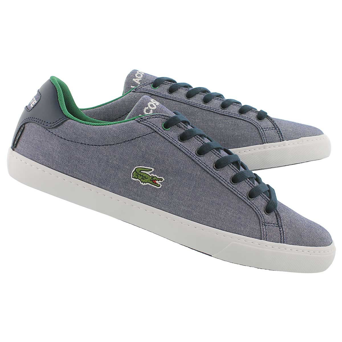 Mns Grad vulc navy canv fashion sneak