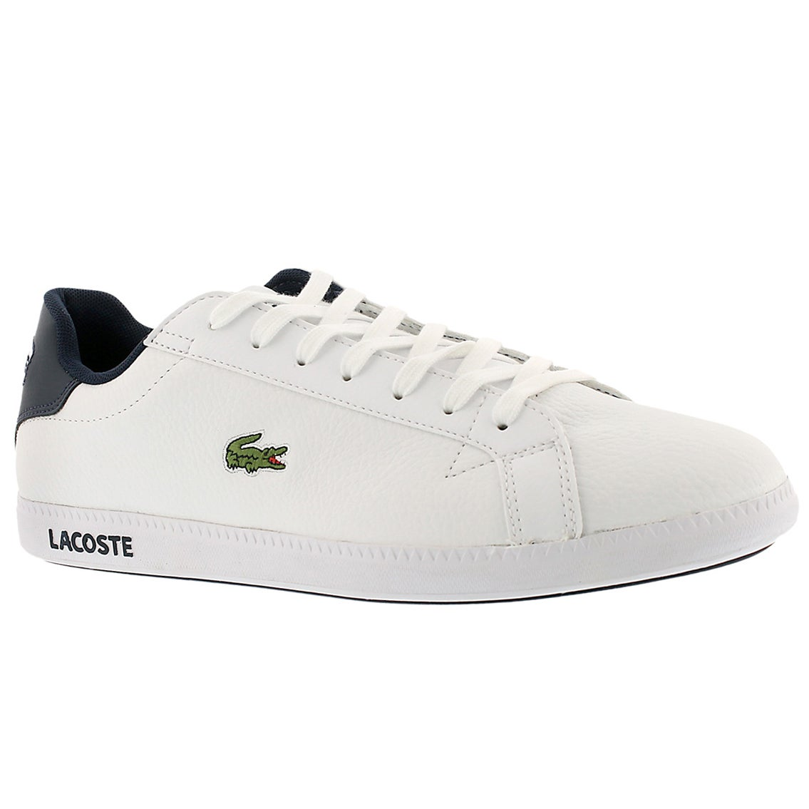 Men's GRADUATE LCR white/blue fashion sneakers