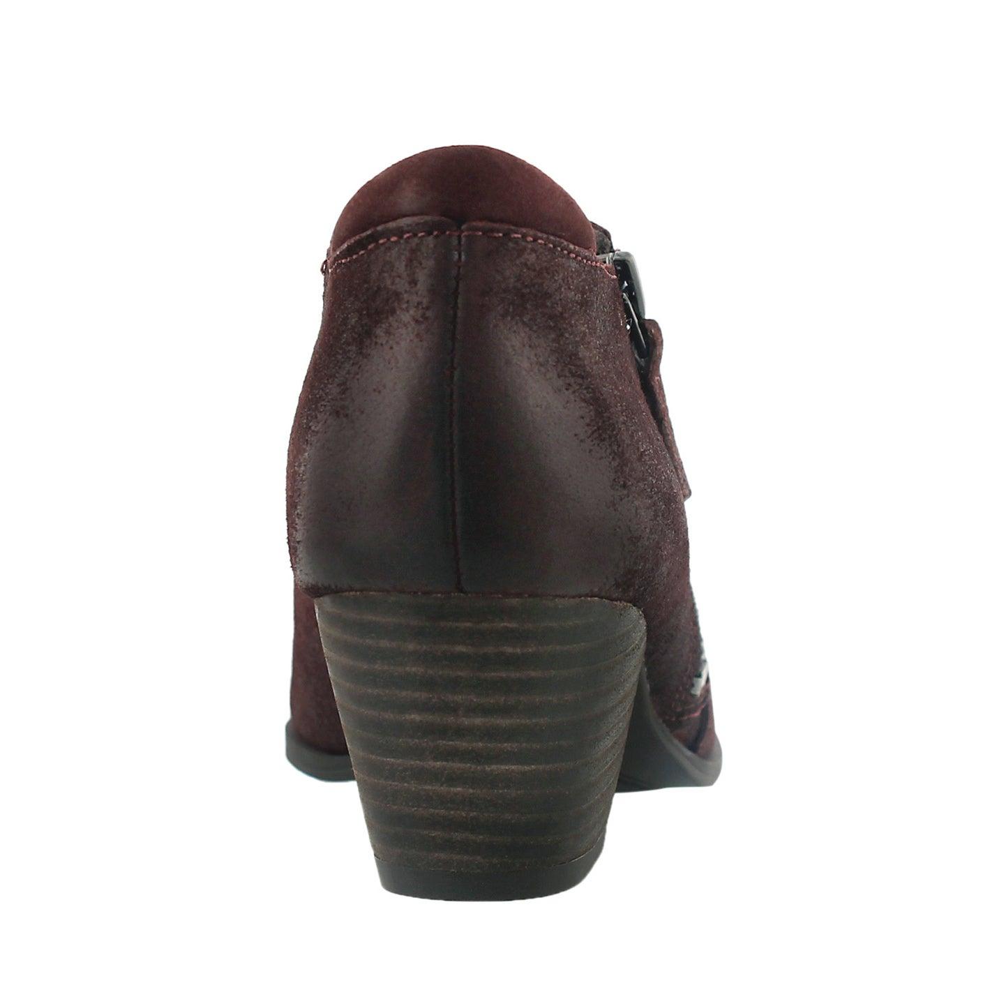 Chaussure déc. Greco, brunello, fem