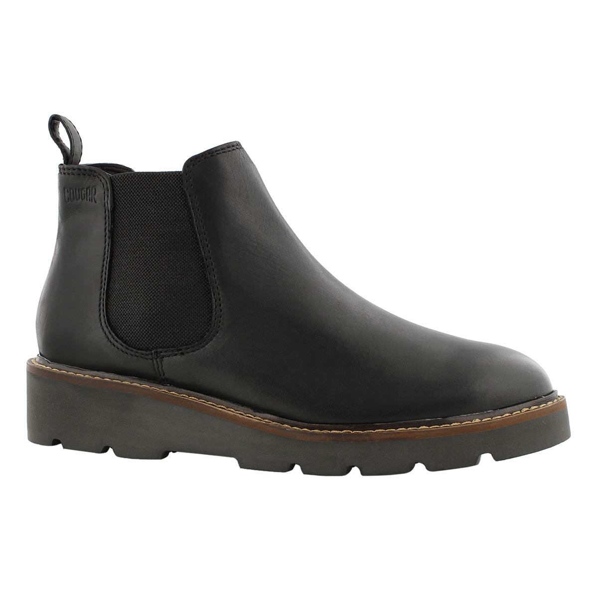Lds Grill blk wtpf chelsea boot
