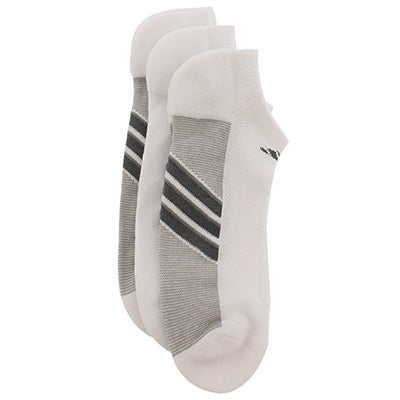 Adidas Men's CLIMACOOL SUPERLITE white socks - 3 pk