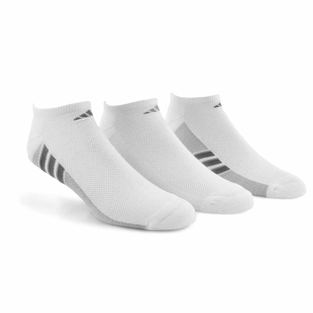 Mns Climacool Superlite white sock - 3pk