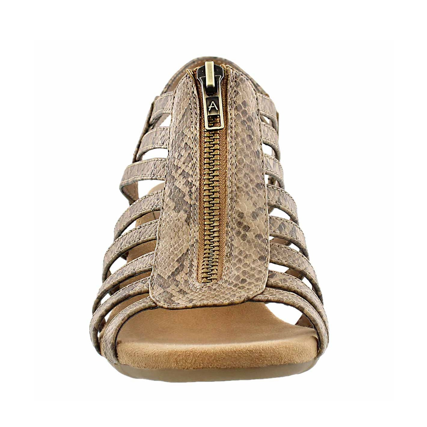Sandale comp. Half Dozen, l�zard hv, fem
