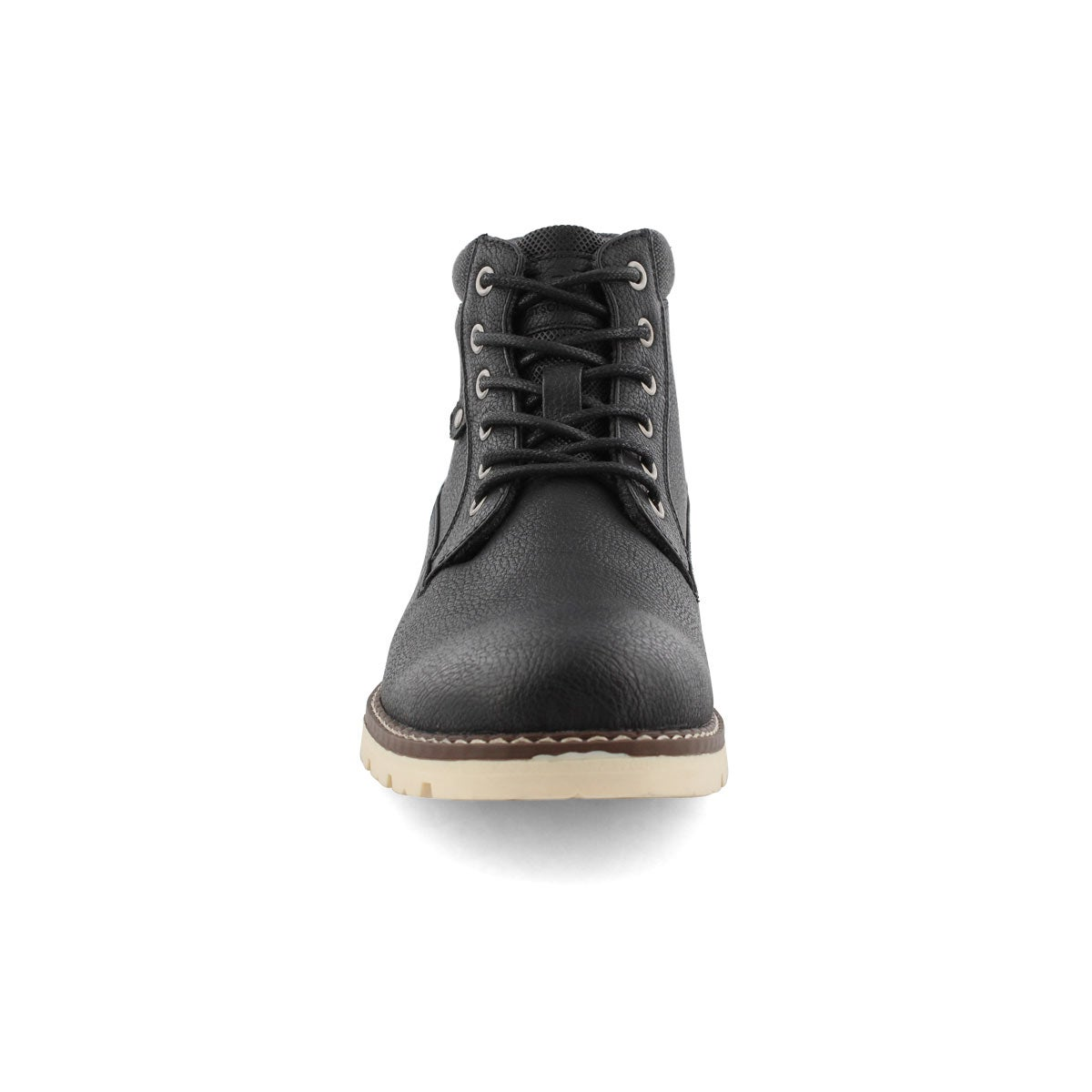 Mns Hallway 2 black lace up ankle boot