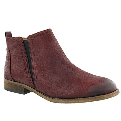 Franco Sarto Women's HANCOCK brunello slip on ankle boots