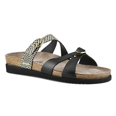 Lds Hannel cuba cork footbed sandal
