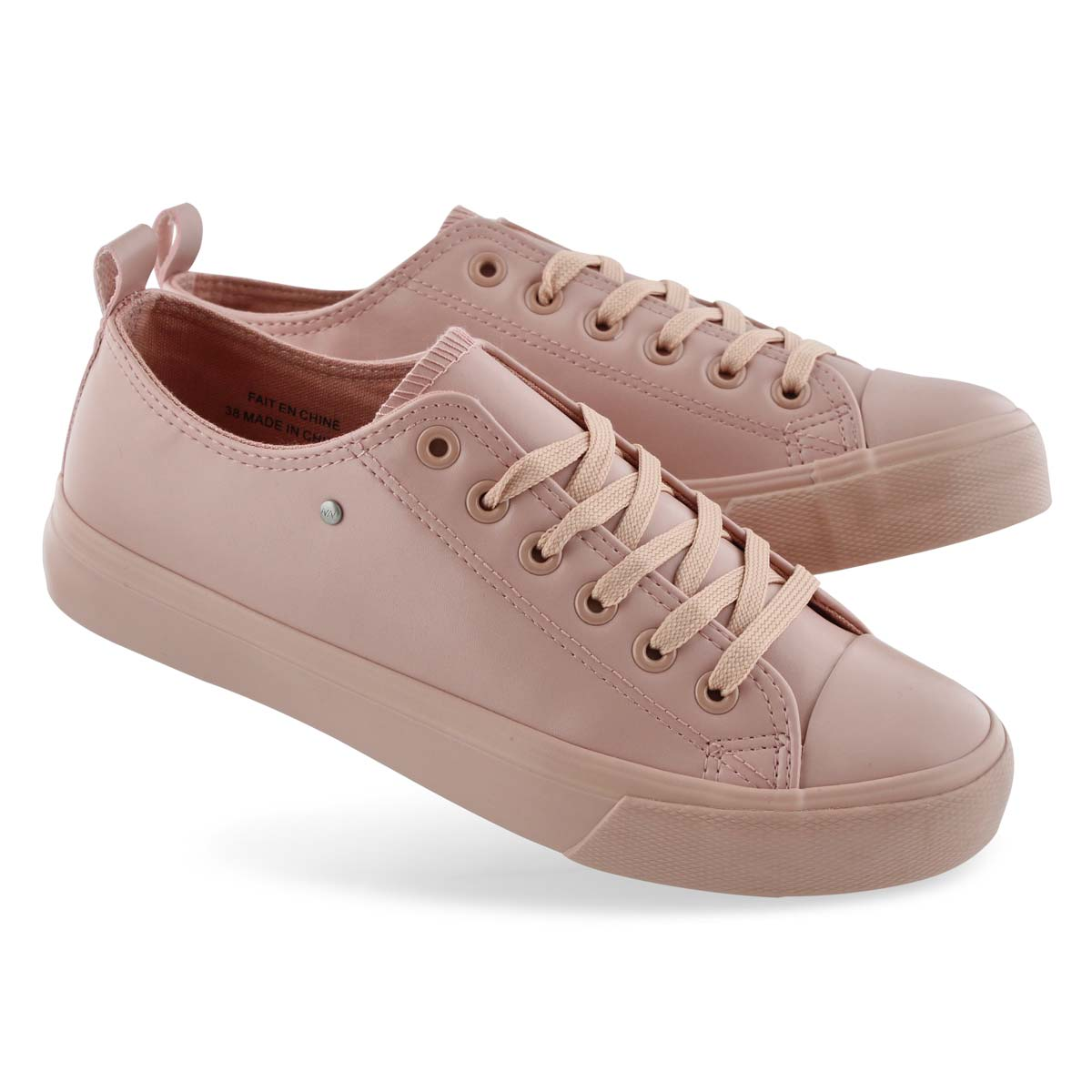 Lds Hazel lily vegan lace up sneaker