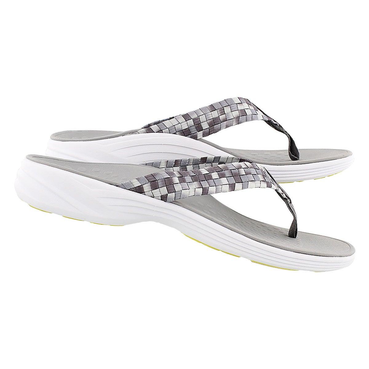 Lds Hazel char arch support thong sandal
