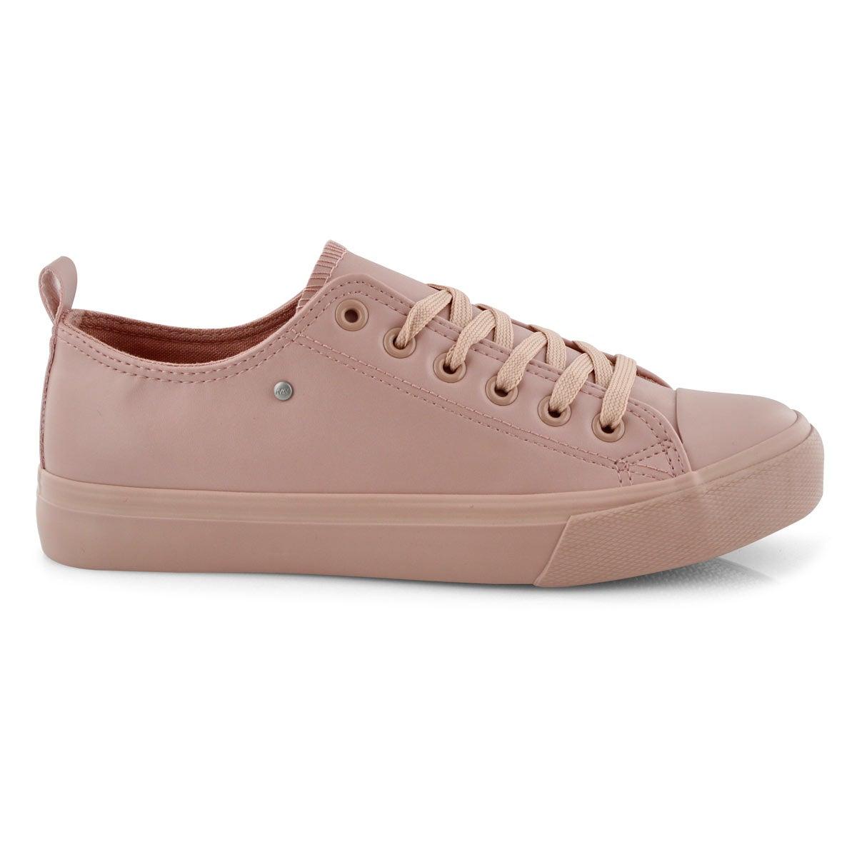 Lds Hazel lily vegan lace up sneaker