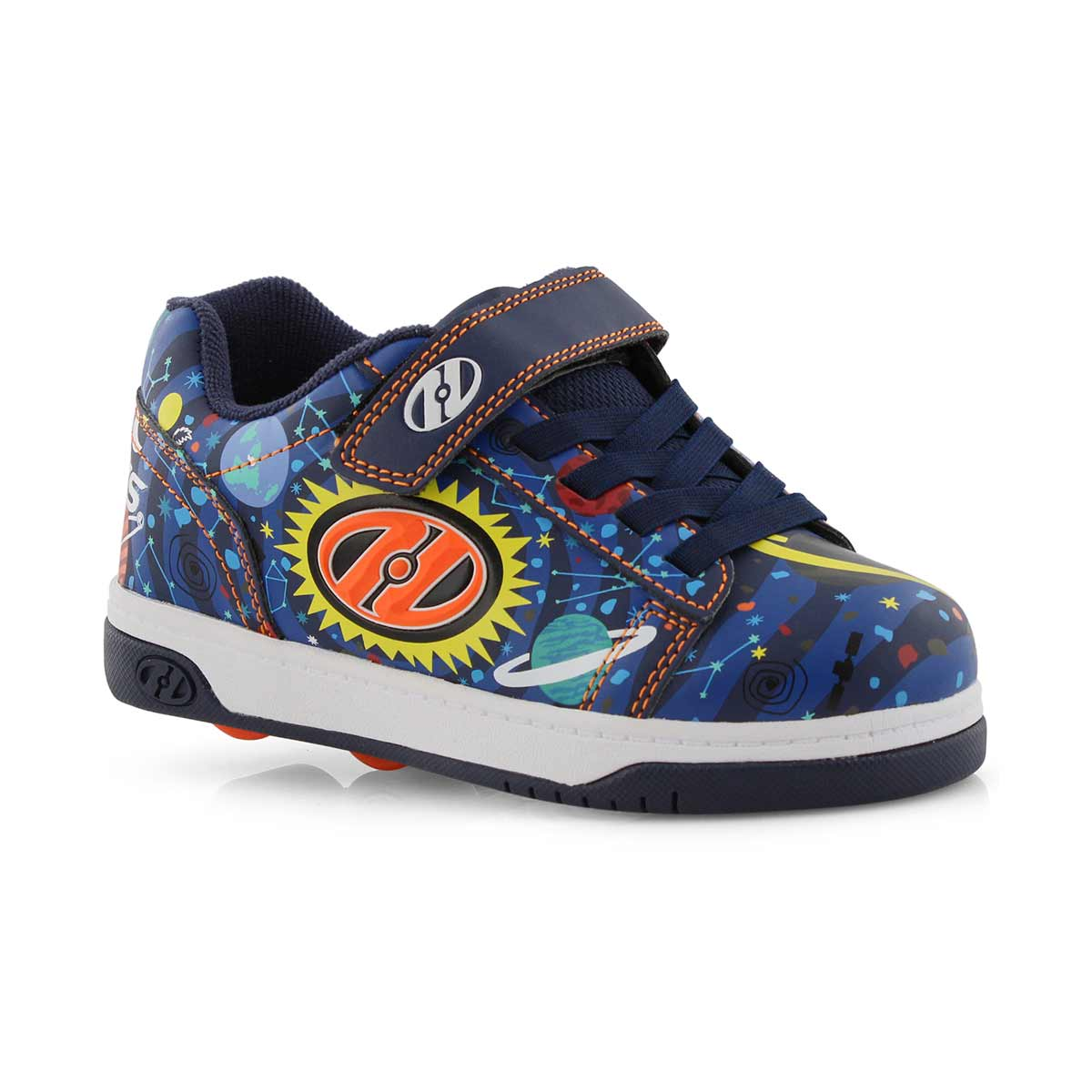 Bys Dual Up X2 nvy/blk skate sneaker