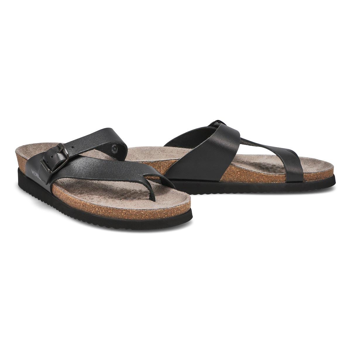 da70a8ba901 Mephisto. (258). Women's HELEN black thong sandals. $169.99. QUICK VIEW Add  To Bag