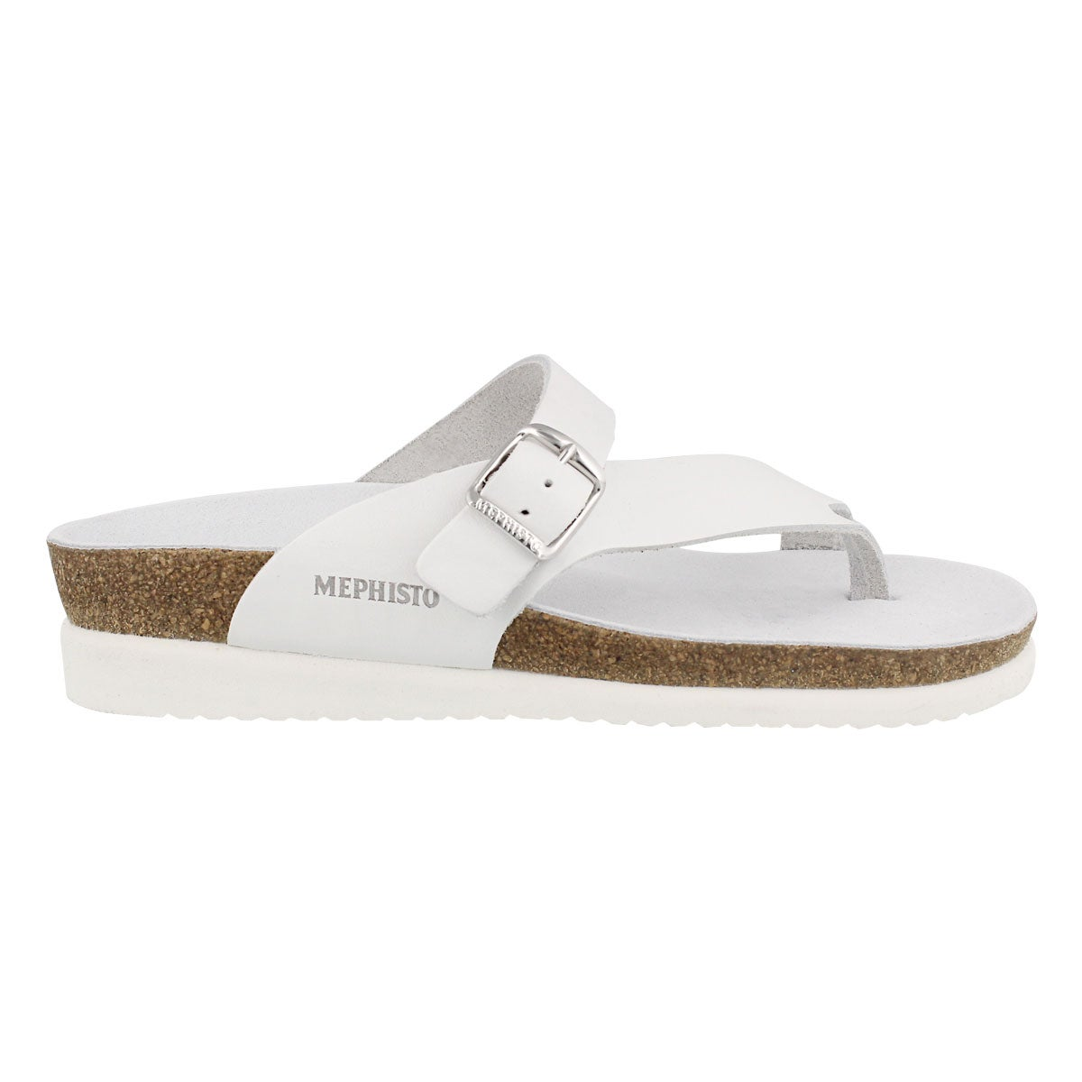 4cace0d5d7d Mephisto Women's HELEN white cork footbed tho | Softmoc.com