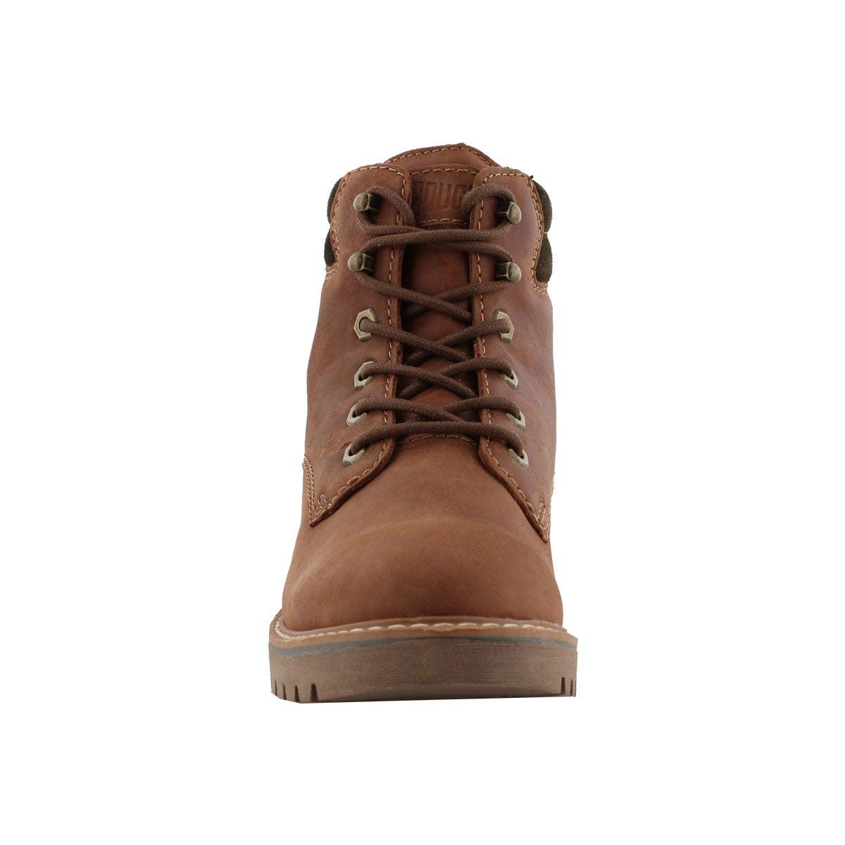 Lds Heston brn wtpf winter boot