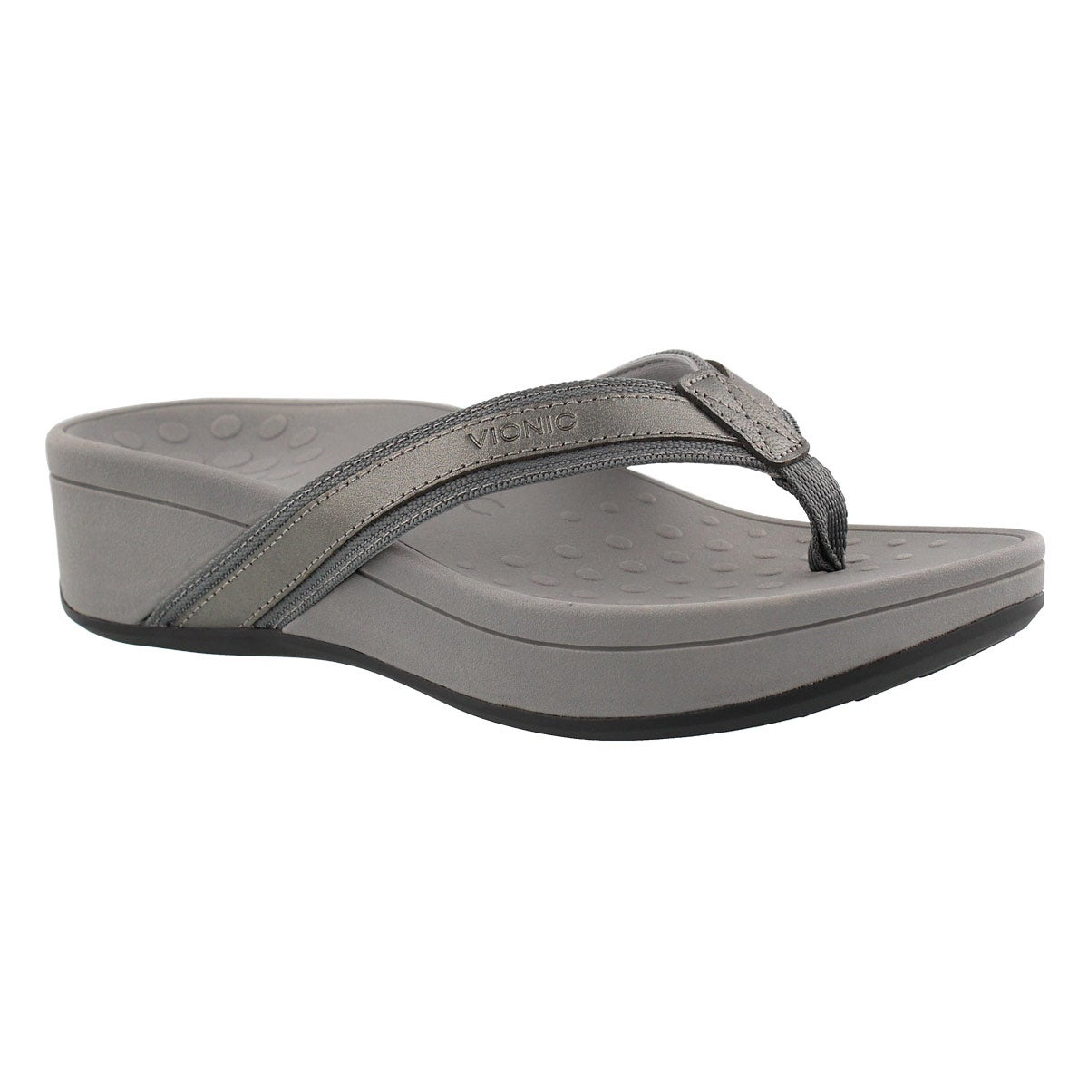 Women's HIGH TIDE pwtr arch support wedge sandals