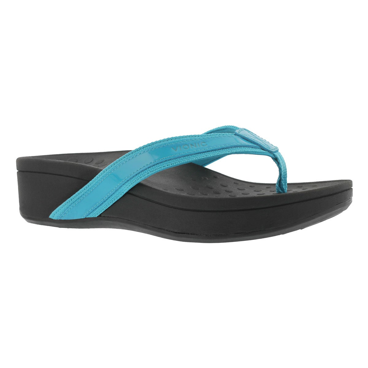 Women's HIGH TIDE turquoise support wdg sandals