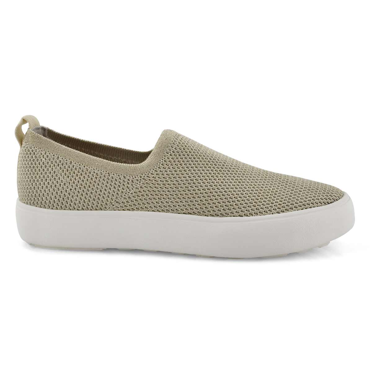 Lds Hint gold casual slip on