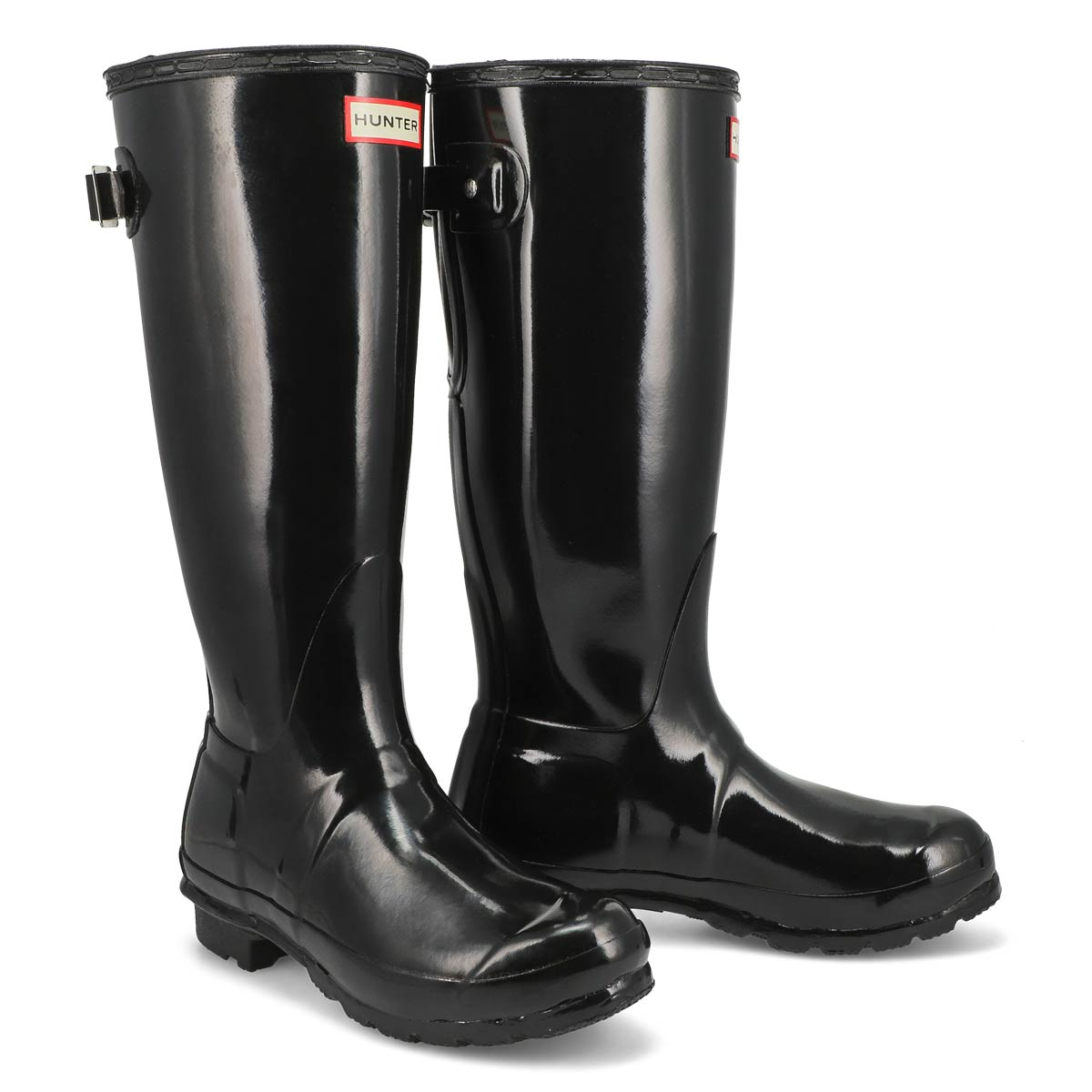 Hunter-Boots-Women-039-s-Original-Back-Adjustable-Gloss-Tall-Rain-Boot