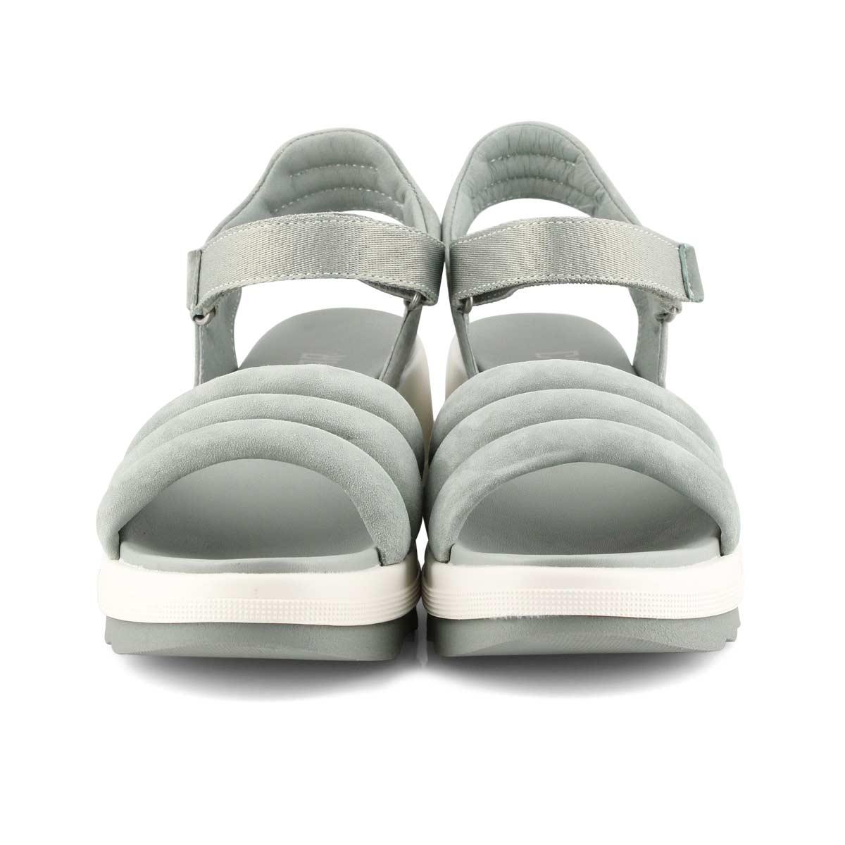 Lds Honey sage wedge sandal