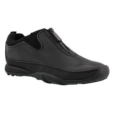 Cougar Women's HOWDOO black front zip rain shoes