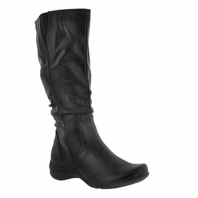 Lds Feline Alternative black high boot