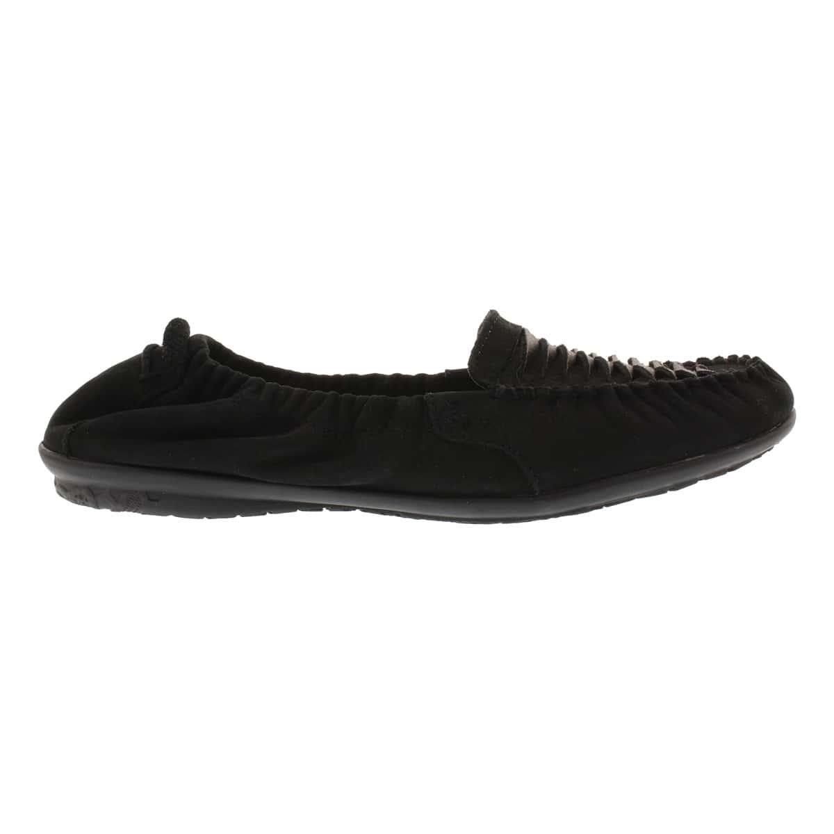 Lds Lydia Ceil black slip on loafer