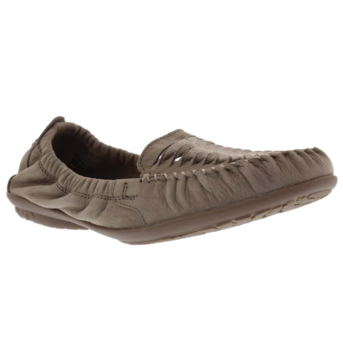 Lds Lydia Ceil taupe slip on loafer
