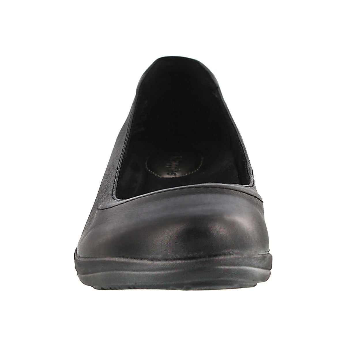 Lds Veda Oleena black casual wedge
