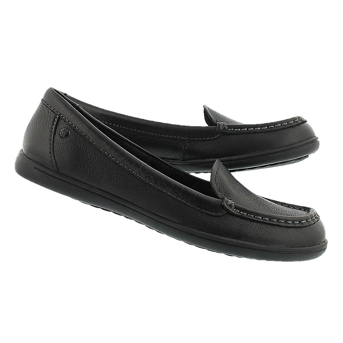 Lds Ryann Claudine black casual loafer