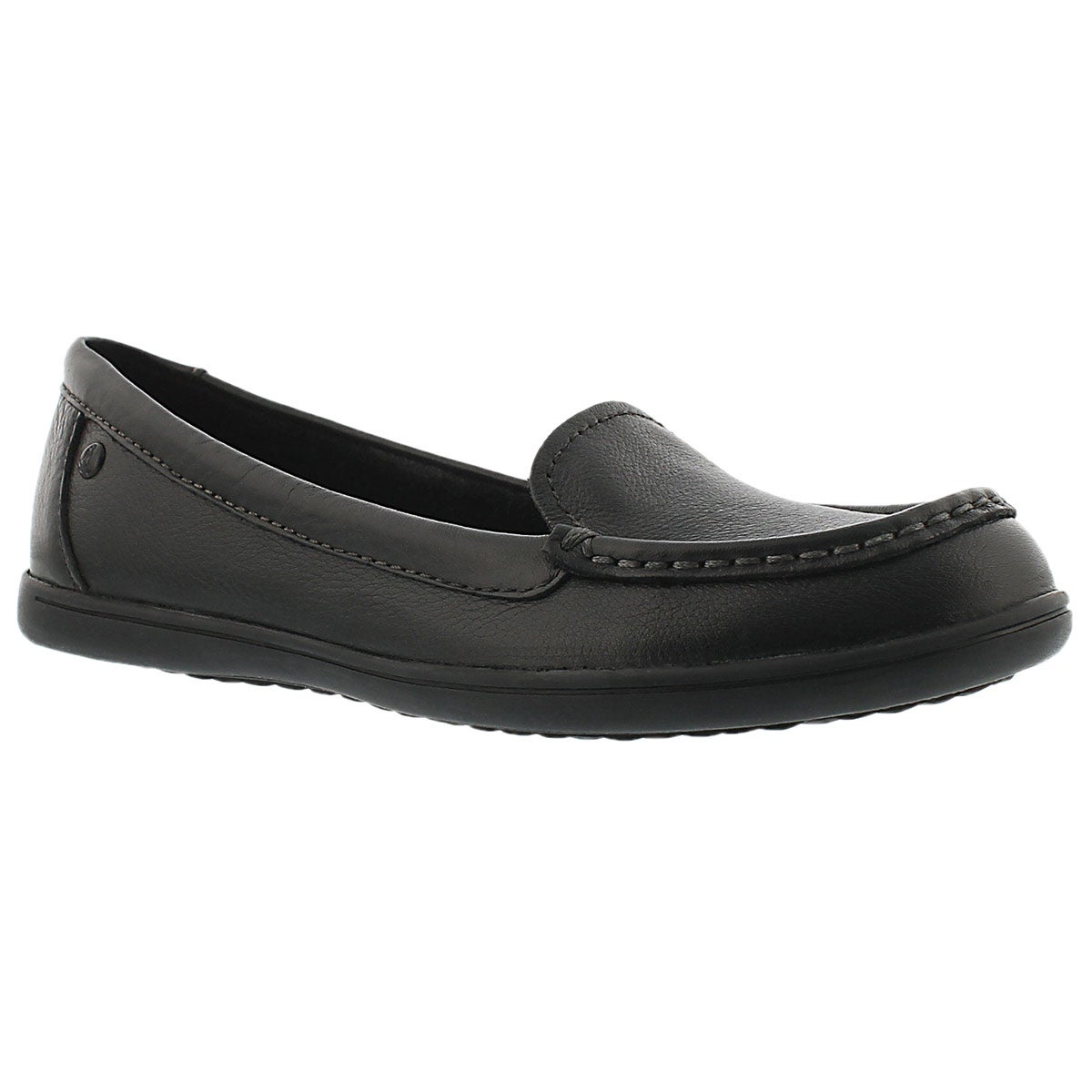 Women's RYANN CLAUDINE black casual loafers
