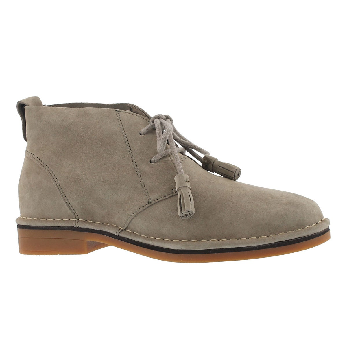 Women's CYRA CATELYN taupe chukka boots